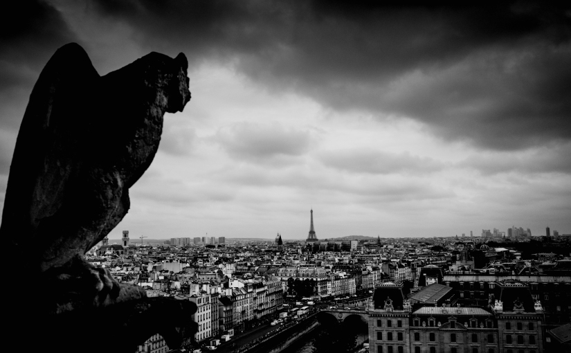 Two Poems for Paris